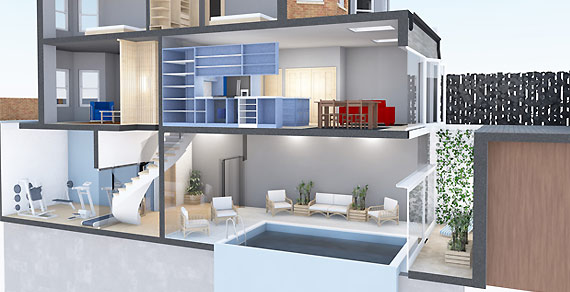 basement conversion company design service