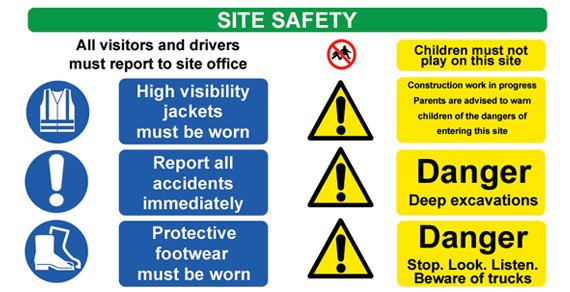 health and safety during basment excavation