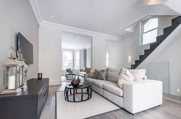 house renovation london