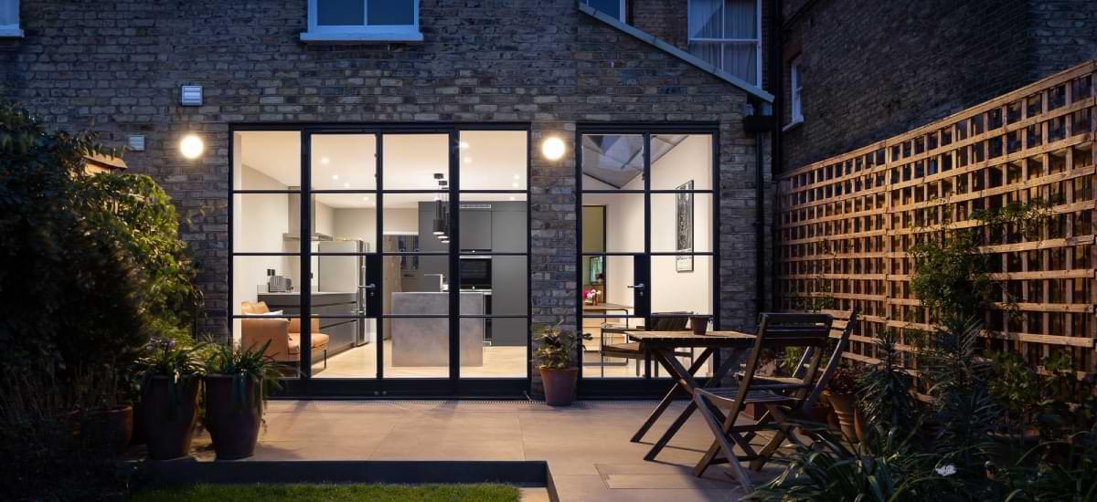 Recent Side Return Architect Design & Build