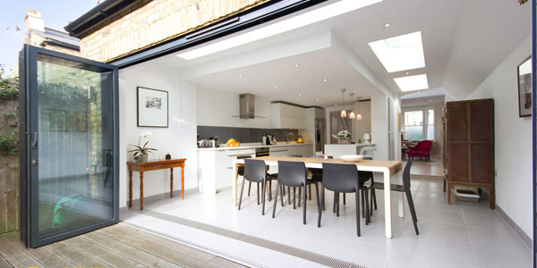house extension contractor fulham london