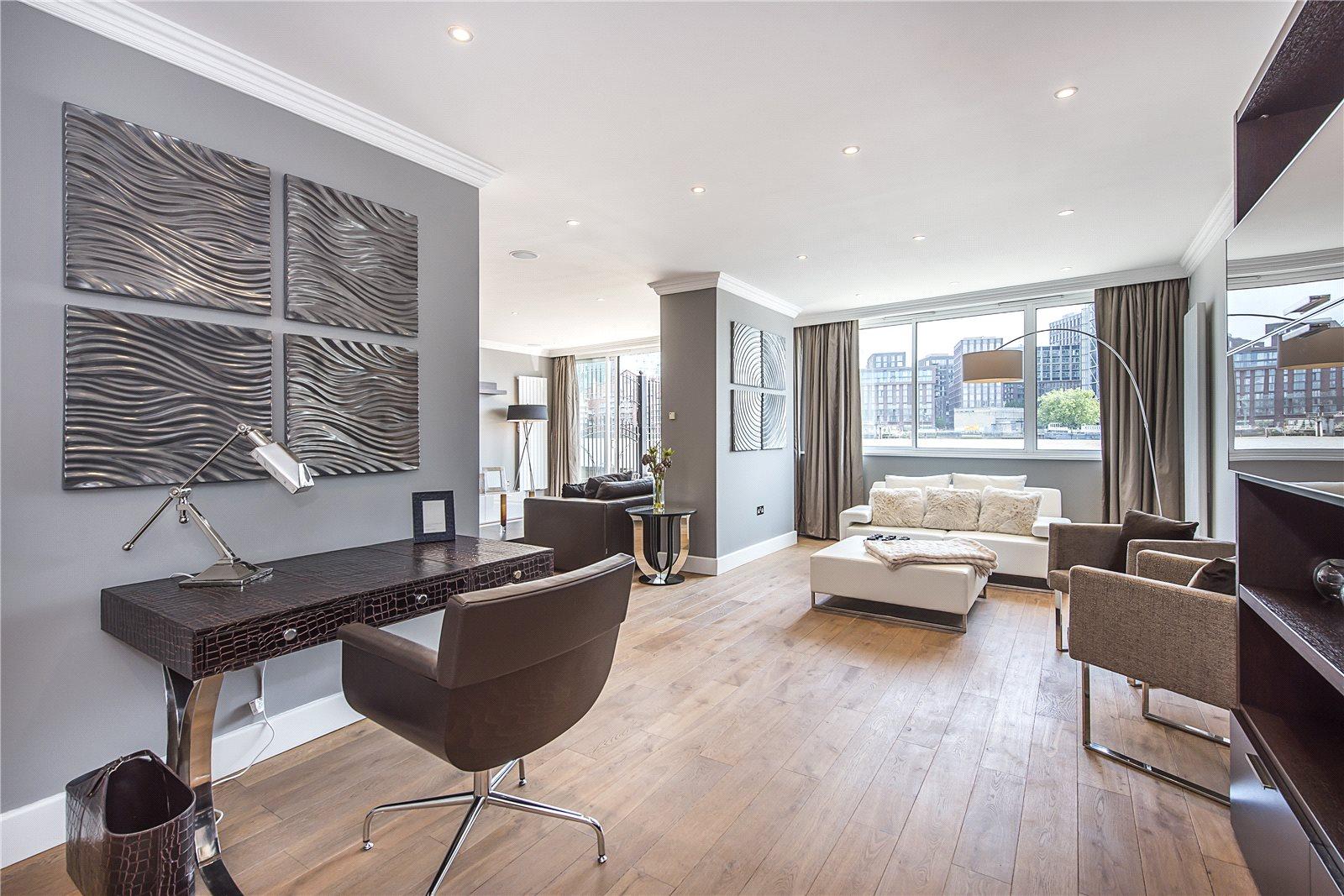 house extension loft conversion Grosvenor Road sw1v
