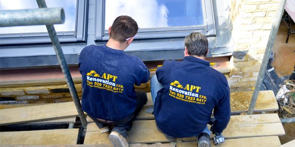 house extension builders London