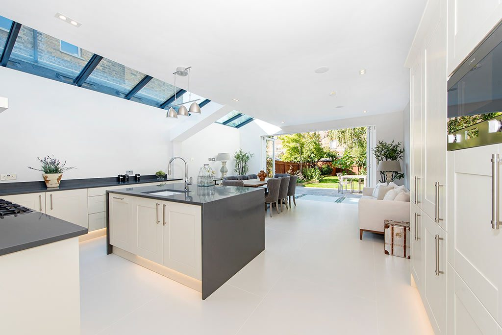 House extension london design build apt renovation for Home extension design welwyn garden city