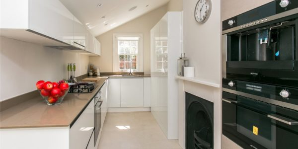 house extension loft conversion Lillieshall Road SW4
