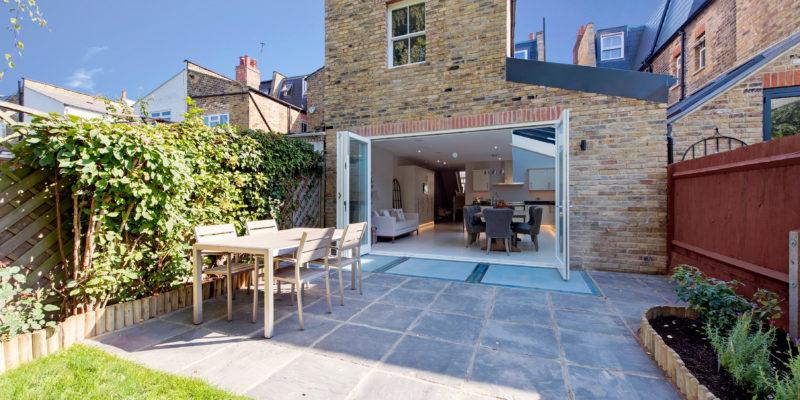 house extension loft conversion Lysia Street SW6