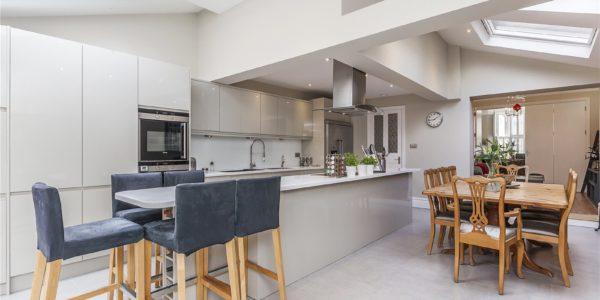 house extension loft conversion Sulivan Road sw6