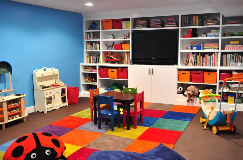 children playground room