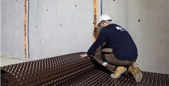 basement conversion waterproof