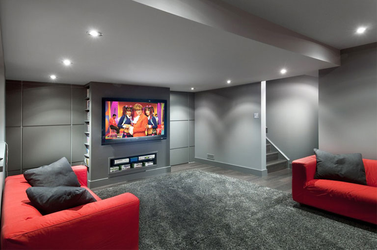 improve your basement