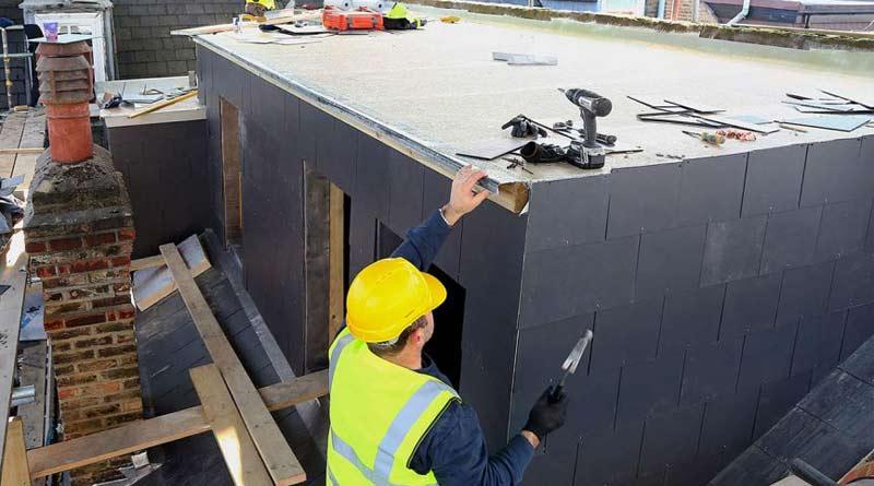 dormer- mansard loft construction