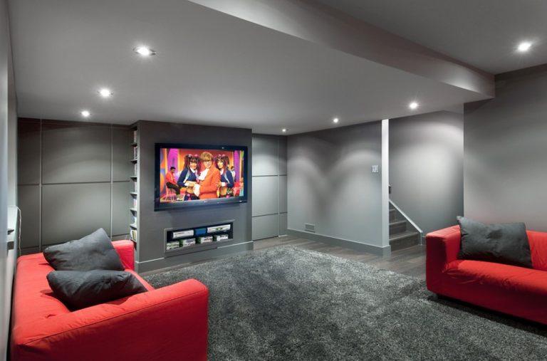 modern-gray-basement-decorating-ideas-image-5