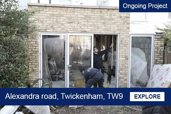 house extension brixton sw2