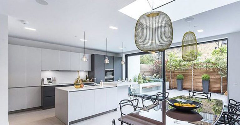 tips kitchen extension