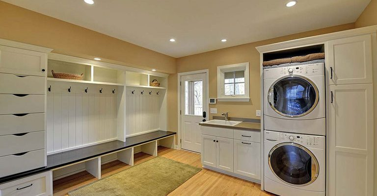 Create An Attractive Utility Room