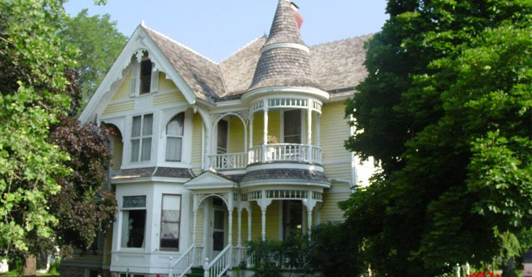 Victorian Houses-The Typical Features In A Victorian Property