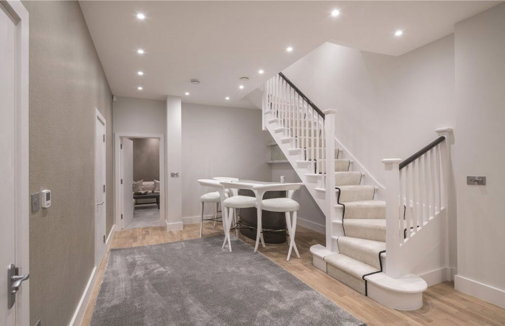 basement conversion design