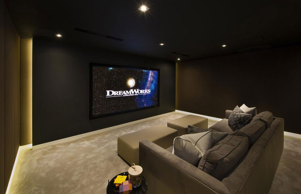 cinema basement conversion ideas 2018