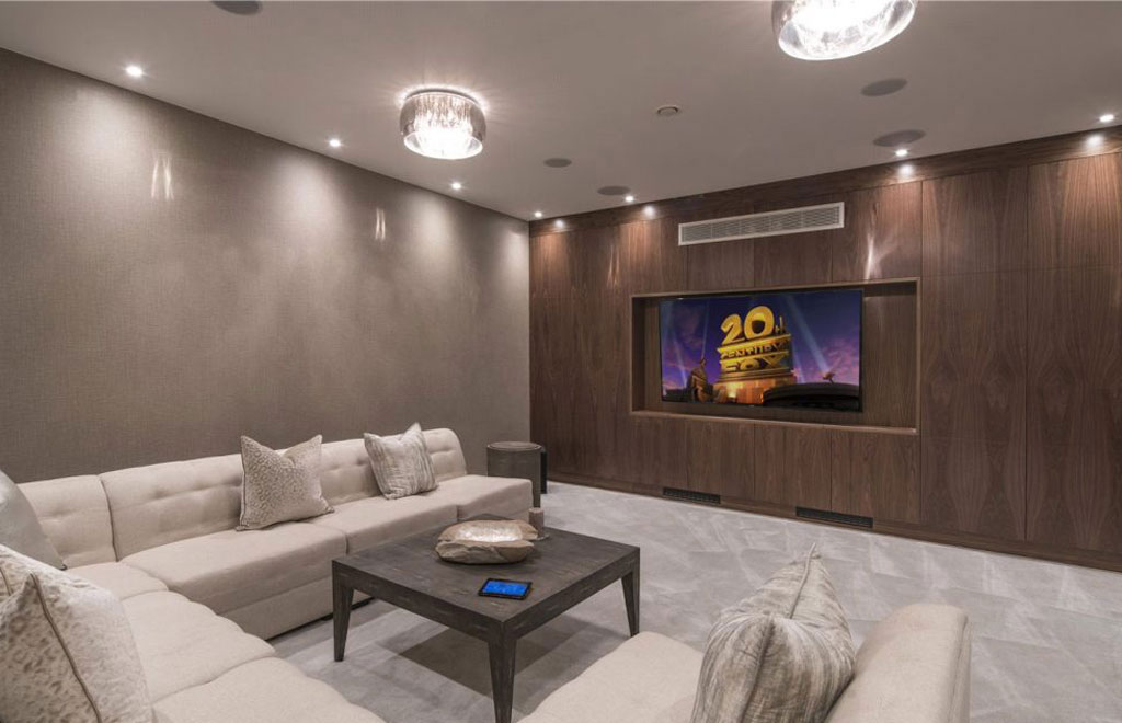 luxury basement conversions