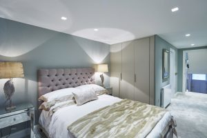 bedroom en suite basement conversion
