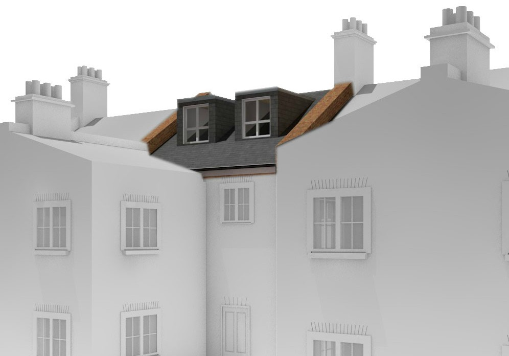 double dormer loft conversion company london