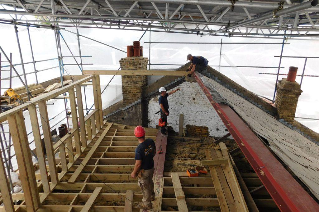 loft conversion builders