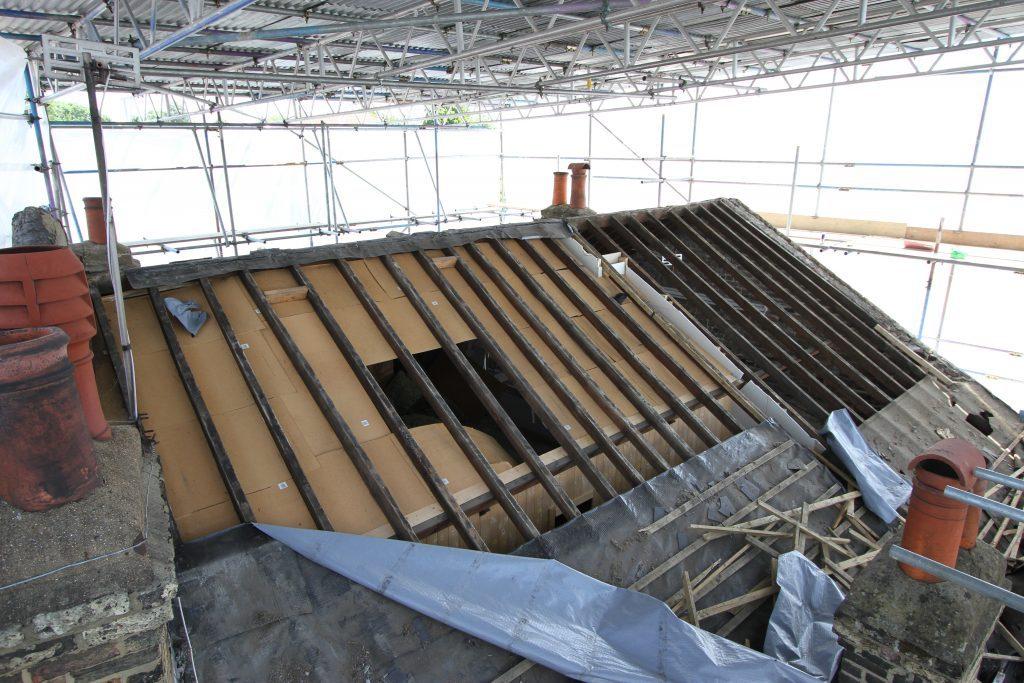 mansard loft architectural design