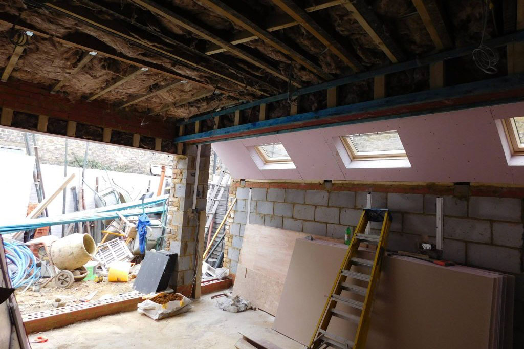 residential extension services