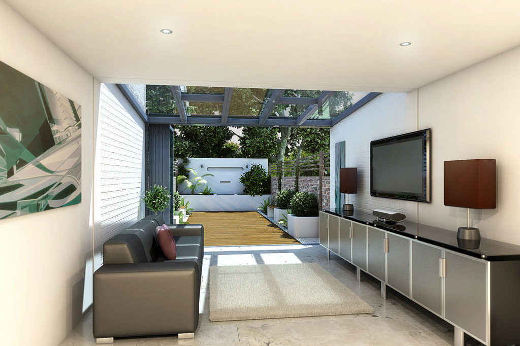 kitchen house extension London