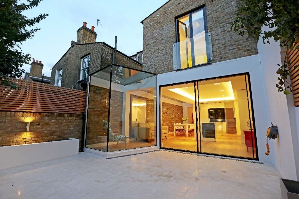 single storey side extension london