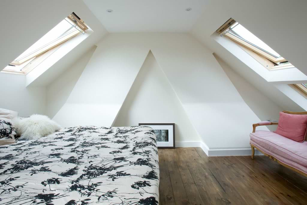 velux loft conversion design