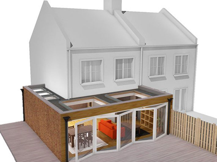 House Extensions in South West London | Extending your home?