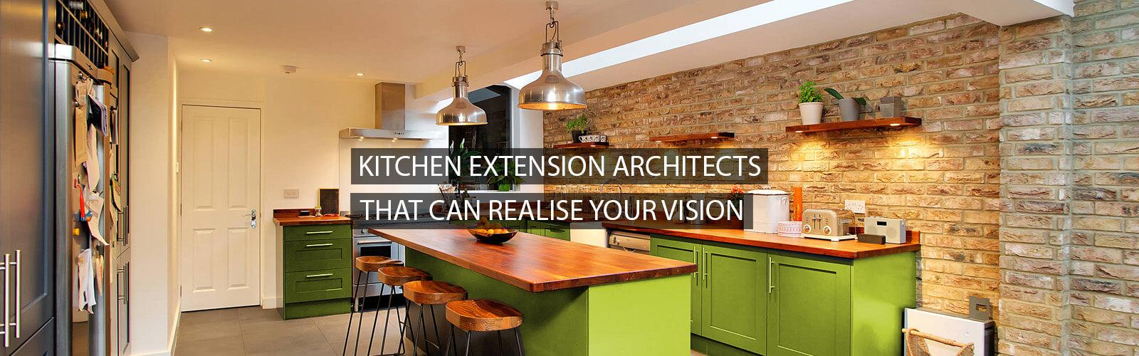 kitchen extension architects