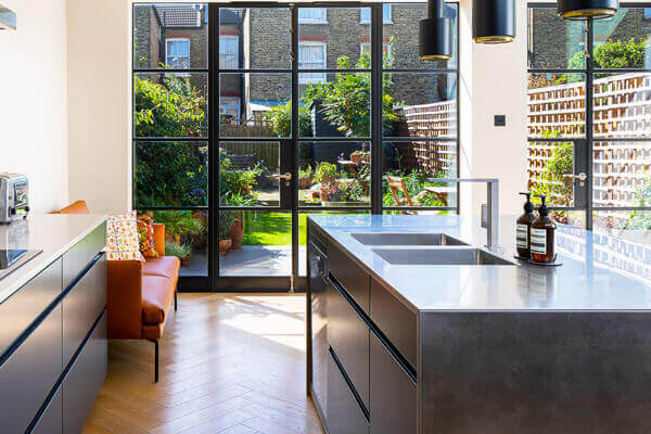 Fulham sw6 house extension builders