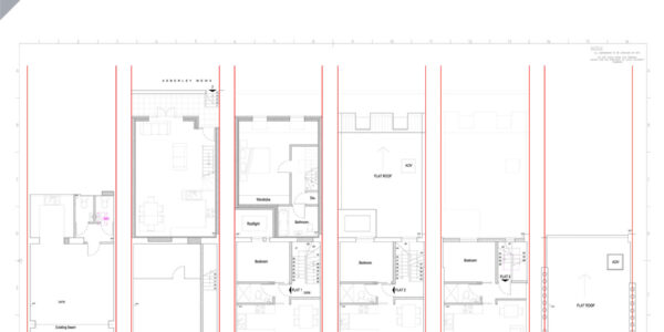Proposed All Floors