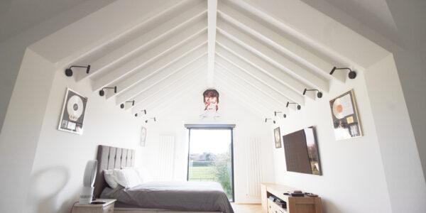 Fawley Lodge Bedroom 2