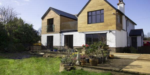 Fawley Lodge Outside 1