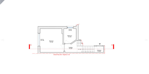 Garfield-Rd-Existing First Floor