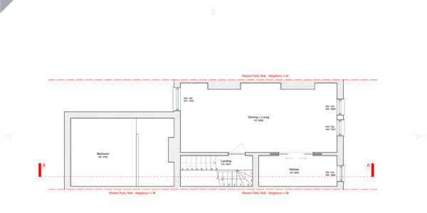 Garfield-Rd-Proposed Second Floor