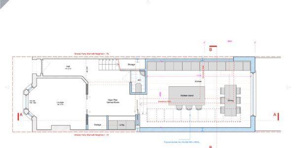 Valnay_Proposed Ground Floor