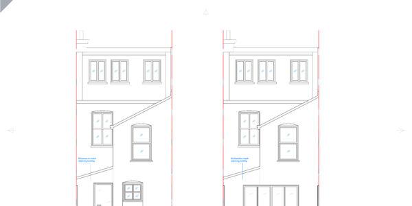 Hereward-Proposed Elevation