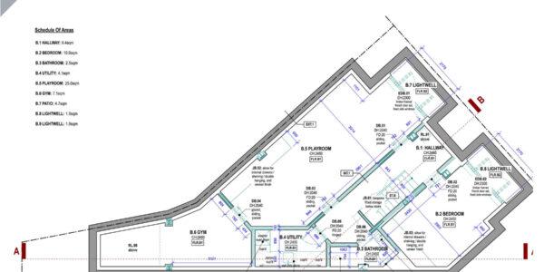 Frenhurst Proposed First Floor