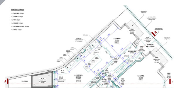 Frenhurst Proposed Ground Floor