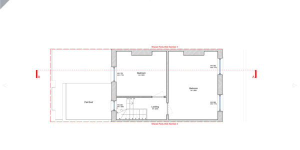 Combermere-Existing First Floor