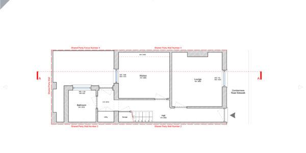 Combermere-Existing Ground Floor