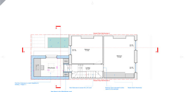 Combermere-Proposed First Floor