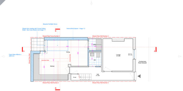 Combermere-Proposed Ground Floor
