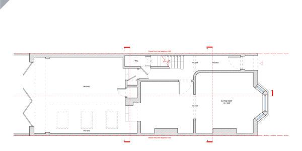 Hinton-Existing Ground Floor