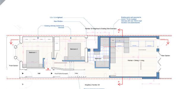 Hartismere-Proposed Ground Floor