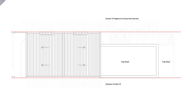 Hartismere-Proposed Roof